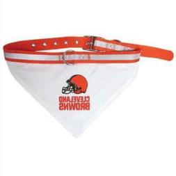 Cleveland Browns Pet Collar Bandana