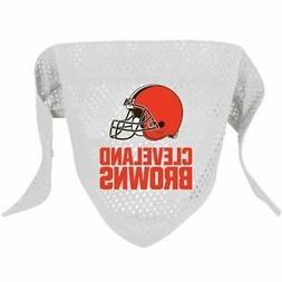 Cleveland Browns Pet Dog Mesh Bandana/Scarf