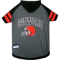 Cleveland Browns Pet Hoodie T-Shirt