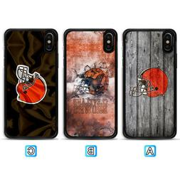 Cleveland Browns Phone Case For Apple iPhone X Xs Max Xr 8 7
