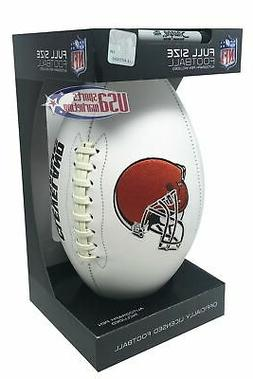Cleveland Browns Signature Series NFL Official Licensed Foot
