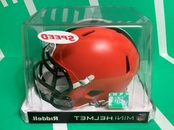 Cleveland Browns Riddell Speed Mini Football Helmet