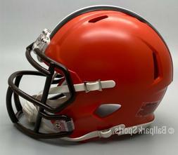 CLEVELAND BROWNS - Riddell Speed Mini Helmet 2020 DESIGN