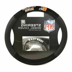 Cleveland Browns Steering Wheel Cover NFL Football Team Logo