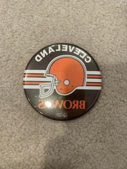 Cleveland Browns Vintage Pin
