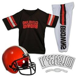 cleveland browns youth uniform ages 10 12
