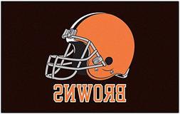 """Cleveland Browns NFL Ulti-Mat"""" Floor Mat """""""