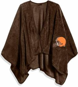 """Northwest Company NFL Adult Cleveland Browns """"Silk Touch"""" Th"""