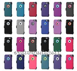 """For 4.7"""" iPhone 6s & iPhone 6 Defender Shockproof Case Cover"""