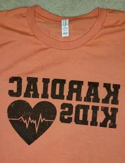 Kardiac Kids Cleveland Browns T Shirt Super Soft Shirt Sure