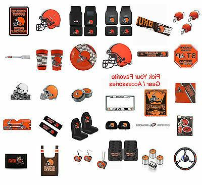 brand new nfl cleveland browns pick your