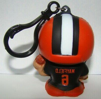 Cleveland Baker Mayfield #6 Figurine