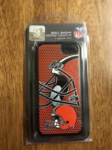 cleveland browns licensed phone case for iphone