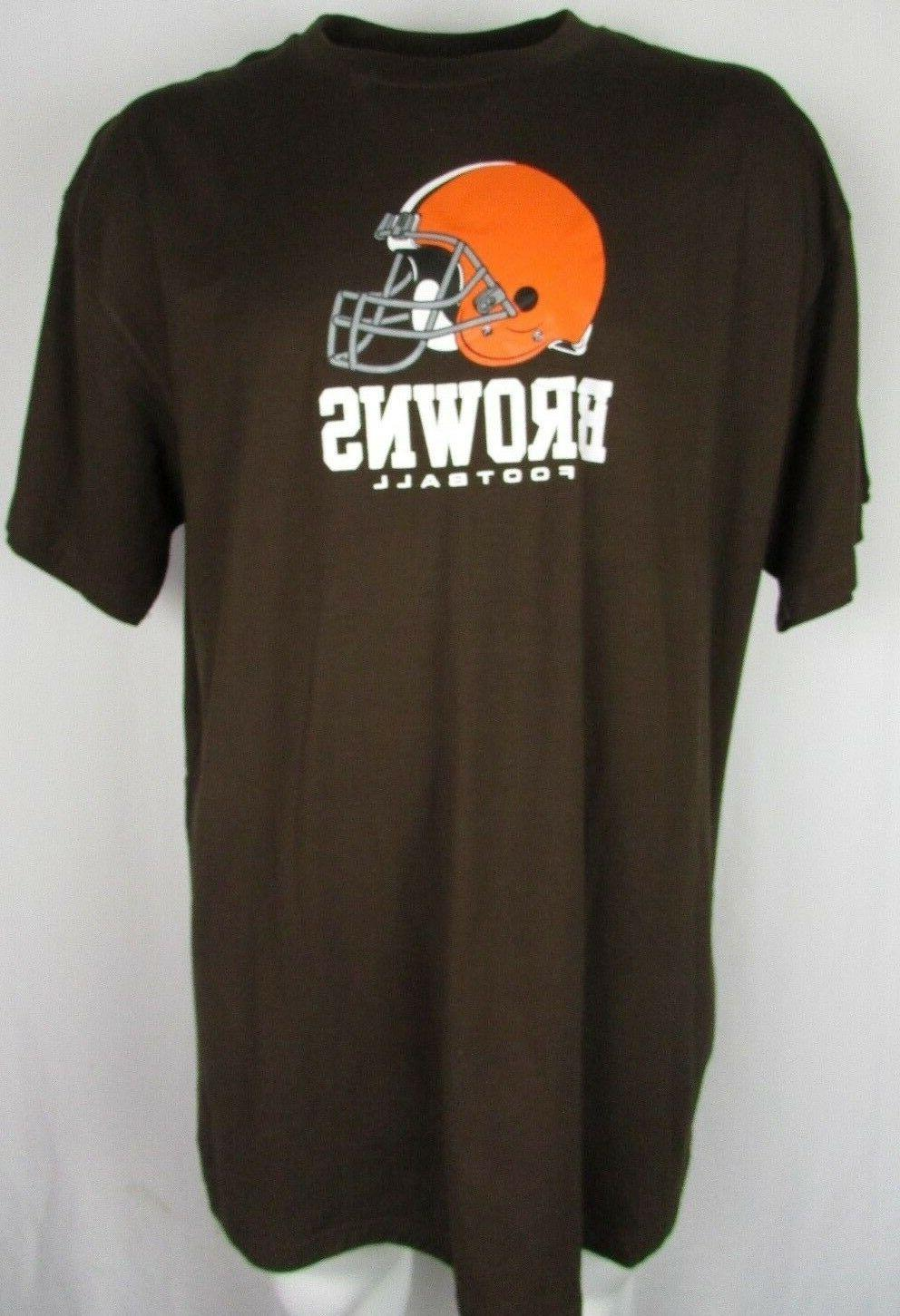 cleveland browns men big and tall brown