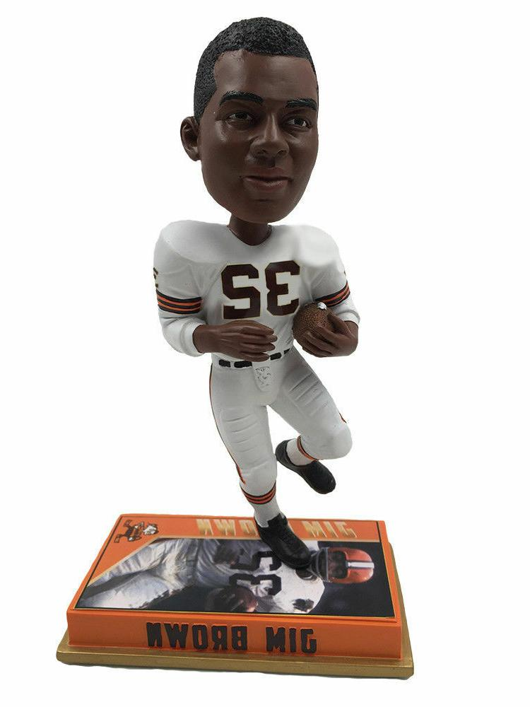 jim brown cleveland browns nfl legends series