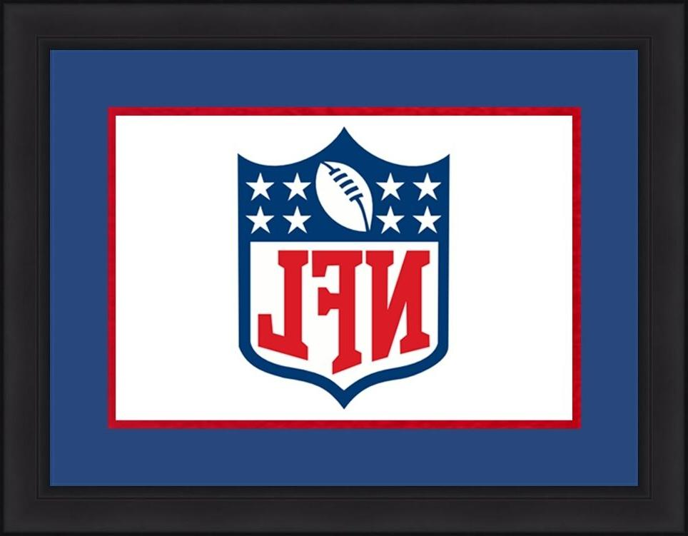 nfl football team color 8x10 11x14 16x20
