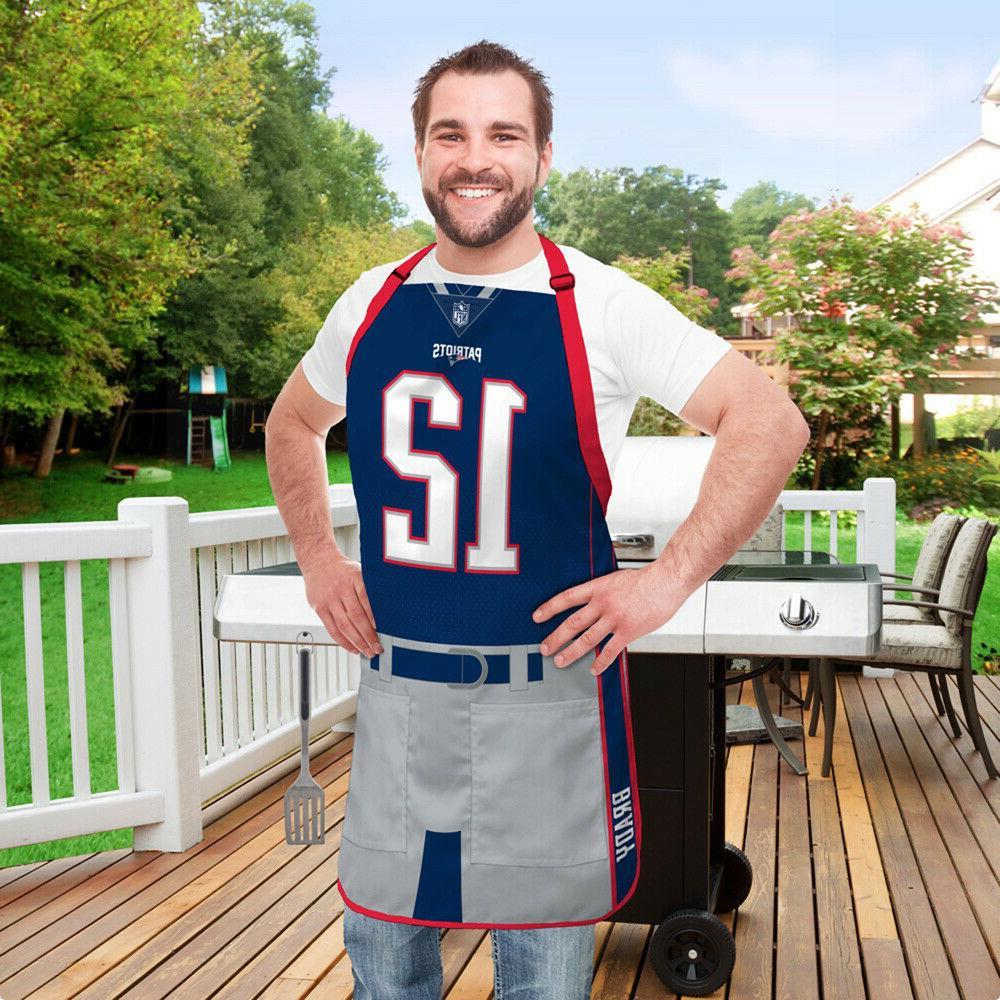 NFL New Tom Jersey Apron
