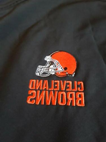 NW CLEVELAND BROWNS NFL TEAM Apparel Mens
