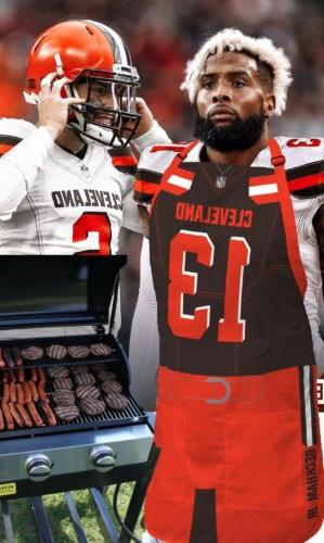 Odell #13 Cleveland Browns Pockets.