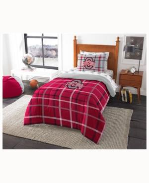 ohio state buckeyes twin bed