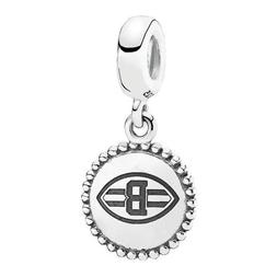 New Authentic Pandora Cleveland Browns Dangle Charm - NWOT