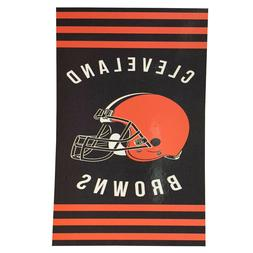 NEW Cleveland Browns Football Team Licensed Stripes Beach To