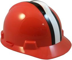 Cleveland Browns MSA NFL Hard Hat with One Touch Suspension