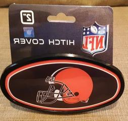 NEW Cleveland Browns Trailer Hitch Cover Wincraft Off NFL Ba