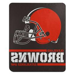 New Football Cleveland Browns Fleece blanket Southpaw Soft T