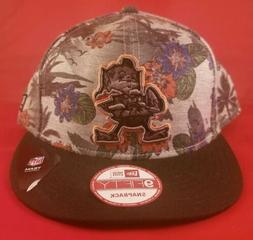 New with tag Chomps Cleveland Browns 9fifty snapback fit hat