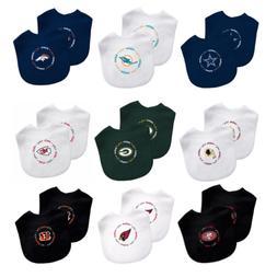 NFL 2pk Baby Bib - Pick Your Team