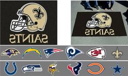 NFL 5' x 8' UltiMat Area Rugs Choose from 32 Teams