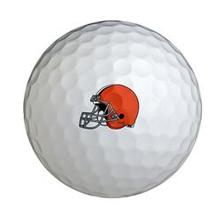 NFL Cleveland Browns Golf Ball, Pack of 6