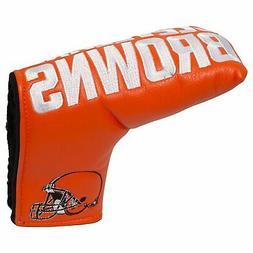 NFL Cleveland Browns Golf Vintage Magnetic Blade Putter Cove