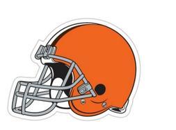 NFL Cleveland Browns Helmet 12 Inch Indoor Outdoor Car Refri