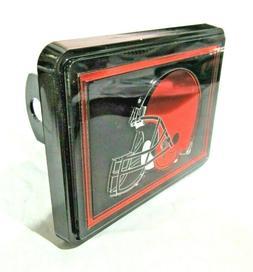 NFL Cleveland Browns Laser Cut Trailer Hitch Cap Cover Unive