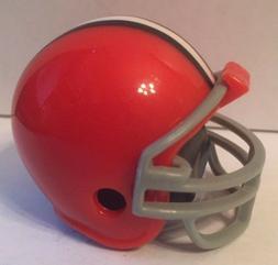 nfl cleveland browns micro gumball helmet billiard