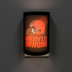 "NFL Cleveland Browns Motiglow Night Light 5"" X 3.5"" LED Ligh"