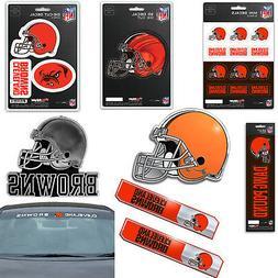 NFL Cleveland Browns Premium Vinyl Decal / Sticker / Emblem