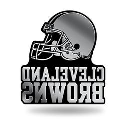 NFL Cleveland Browns Molded Auto Emblem