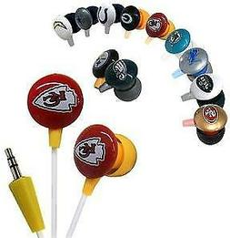 nfl headphone earbuds headphones head phones ear
