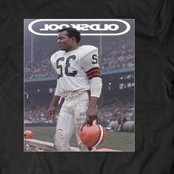 NFL LEGEND CLEVELAND BROWNS Jim Brown  **OLD SKOOL** RARE CU