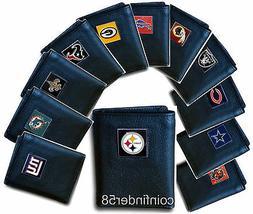NFL Men's Tri-fold Wallet - Pick Team