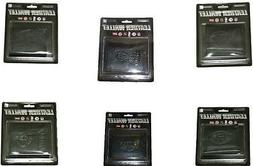NFL Official Licensed Trifold Black Leather Wallets All Team