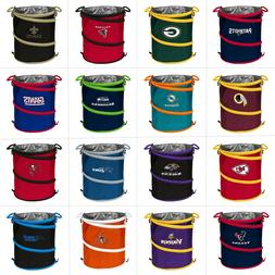 NFL Team Logo 3-in-1 Collapsible Beverage Cooler, Trash Can