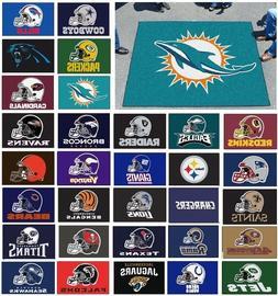 NFL Teams - 5' X 6' Tailgater Area Rug Floor Mat
