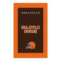 KR NFL Towel Cleveland Browns