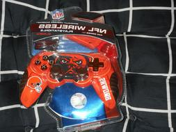 NFL Wireless Controller Mad Catz 440 Series PlayStation 2 Cl