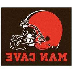 NFL - Cleveland Browns Man Cave Tailgater Rug 60x72