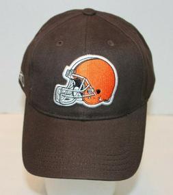 NWOT Reebok NFL Cleveland Browns Football Brown Baseball Hat